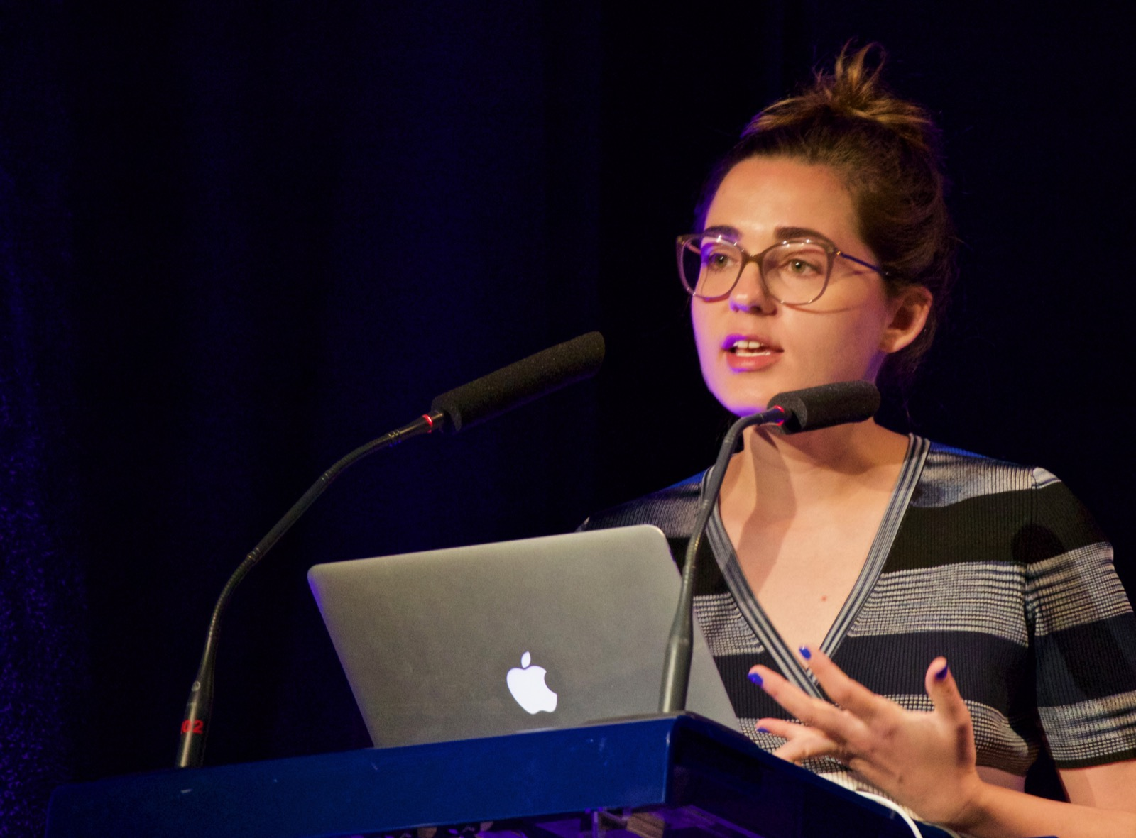 The Lily: iterating a visual and editorial voice (News Impact Summit, Paris)