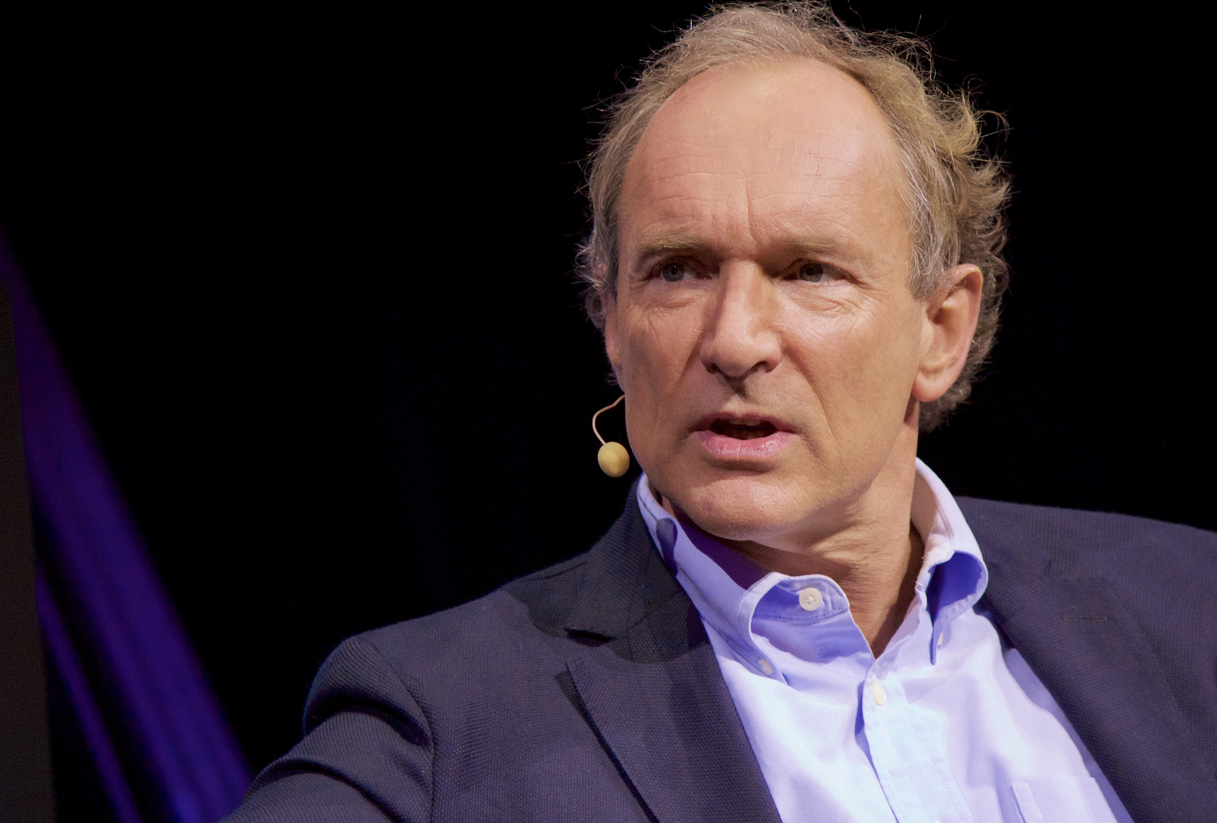LeWeb: Tim Berners-Lee and the societal impact of the web