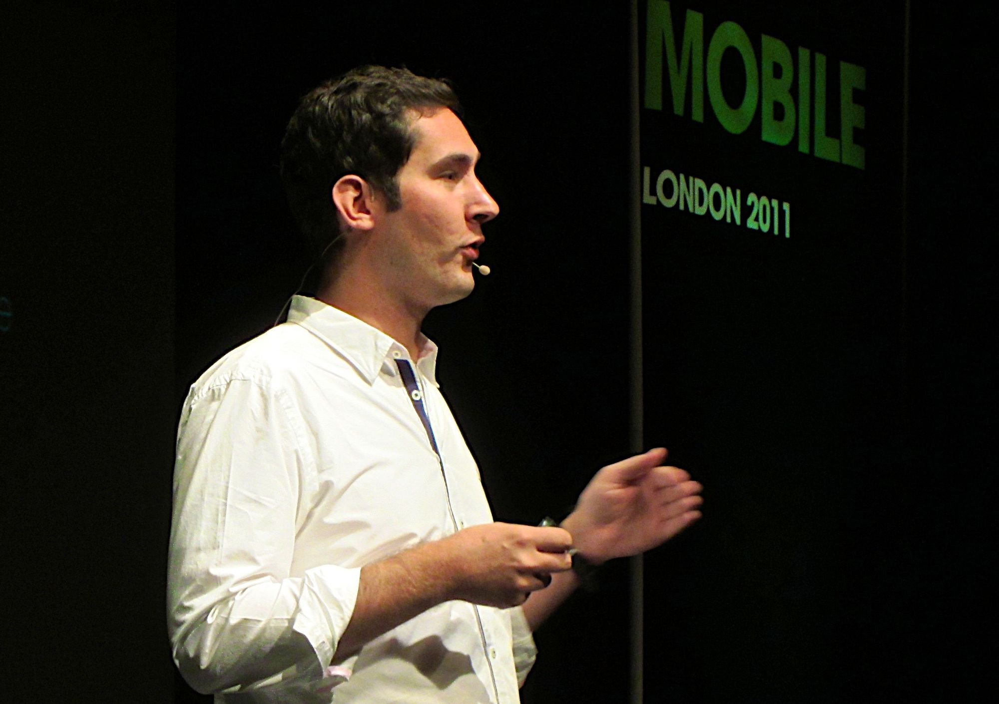 Kevin Systrom on Instagram's critical pivot to photos (#futureofmobile )