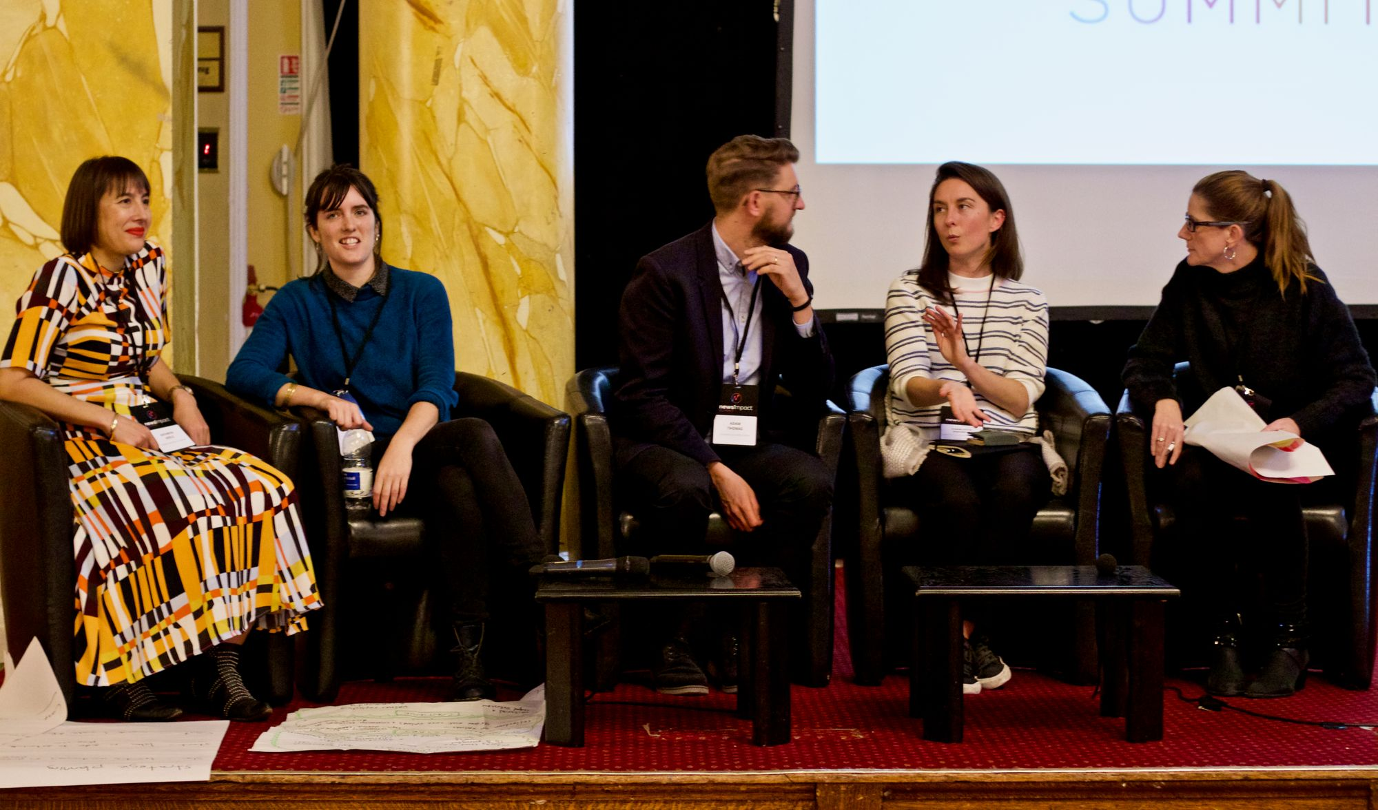 12 things to learn from News Impact Summit Cardiff