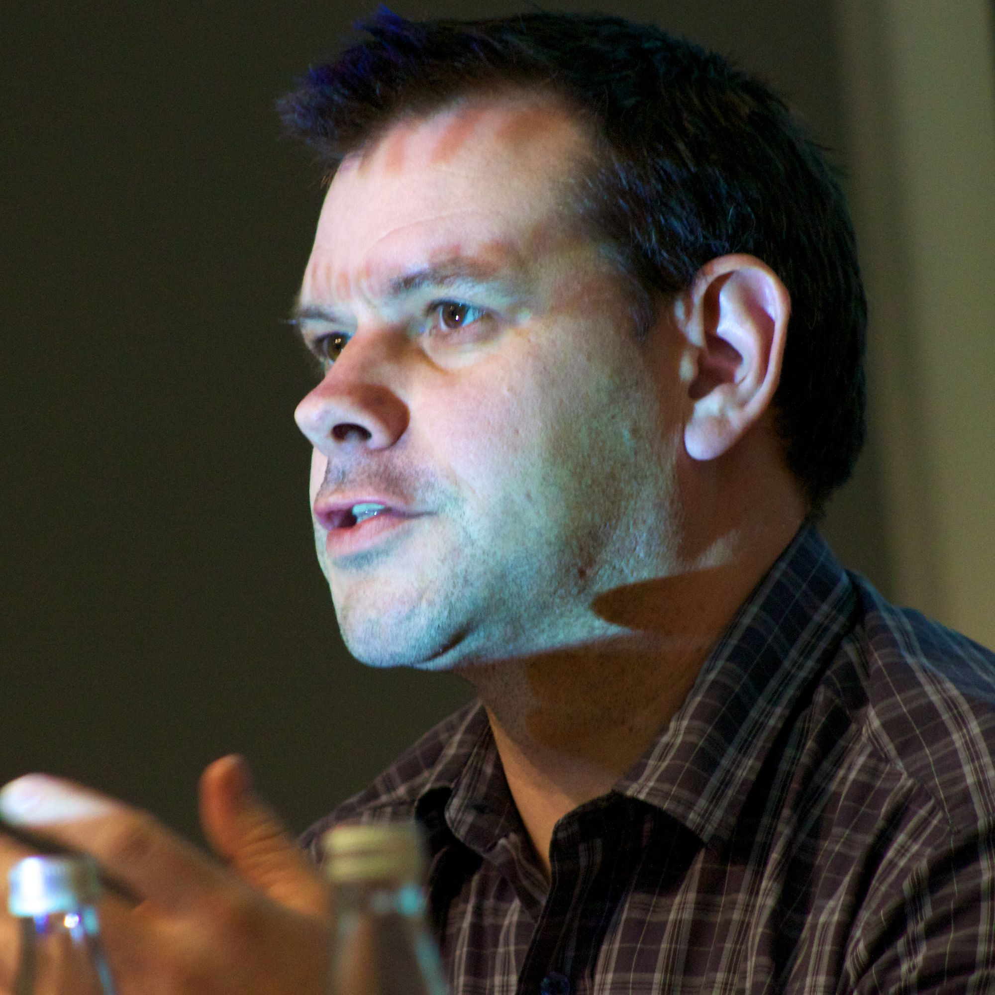 Martin Belam at news:rewired