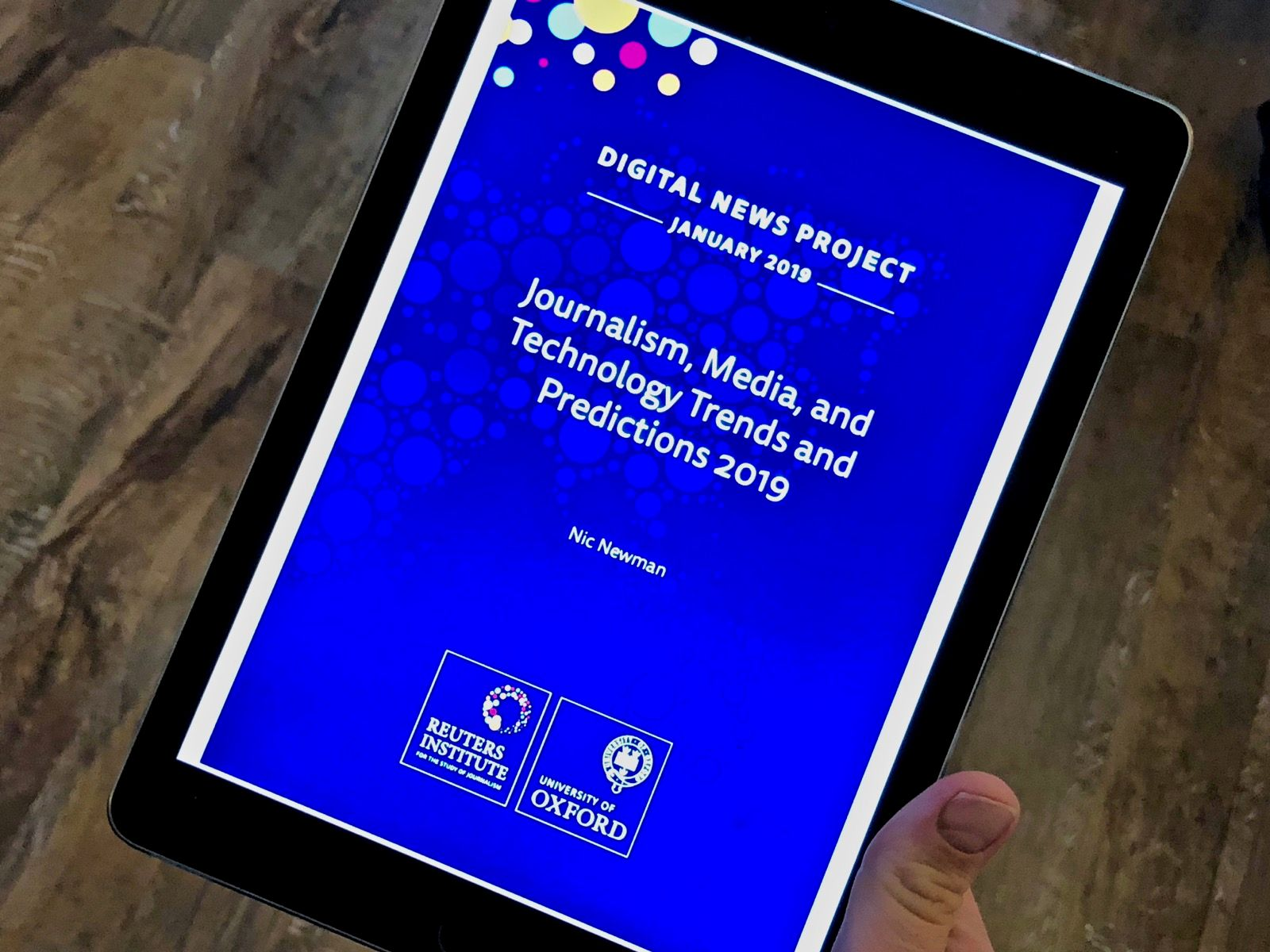 Media Trends 2019: an earthquake in audience engagement, and openness to new business models
