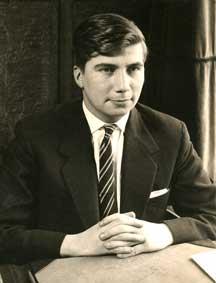 Roy Tinworth, working