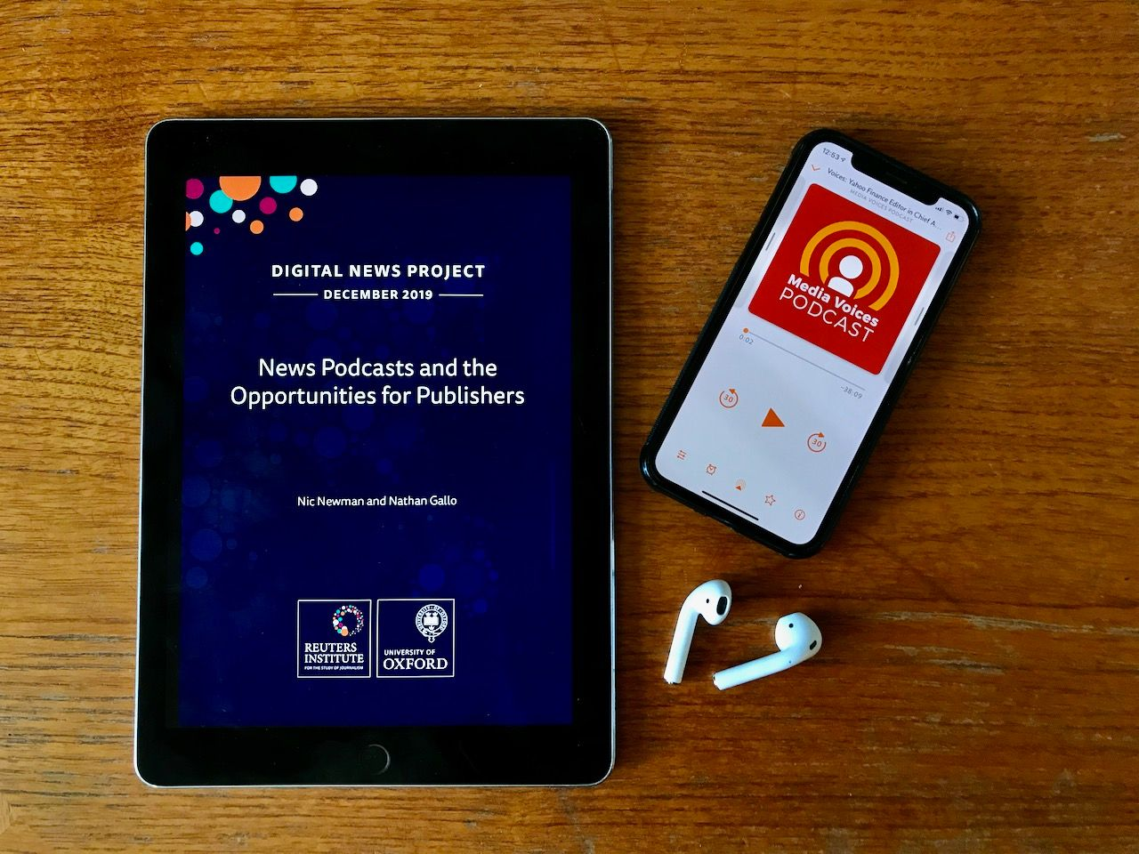 News podcasts: profitable and engaging — but have we got the format right?