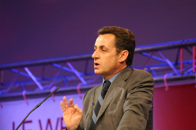 Le Web 3: The Sarkozy Show