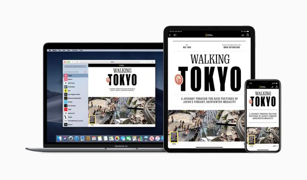 Apple News+: first thoughts