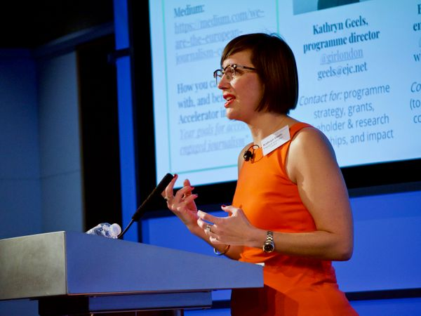 Kathryn Geels: Accelerating Audience Engagement