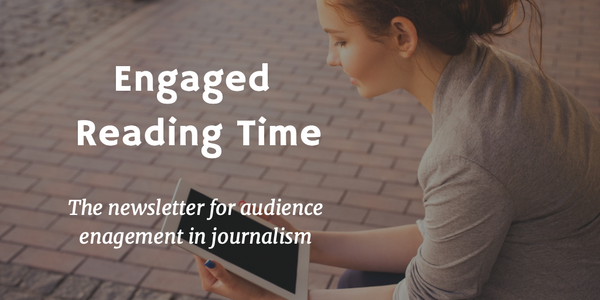 New Launch: the Engaged Reading Time newsletter