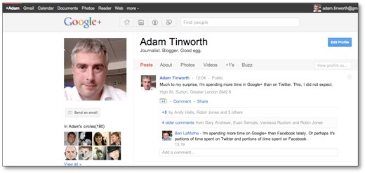 Confession: I was wrong on Google+