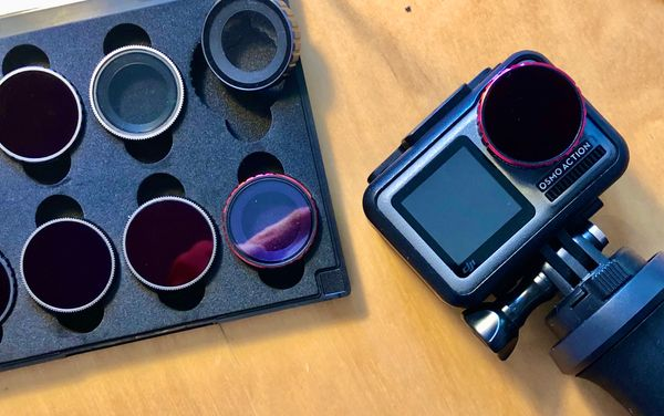 Review: Freewell Filters for the DJi Osmo Action