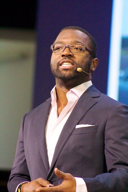 What journalists can learn from The Onion - Baratunde at Le Web London