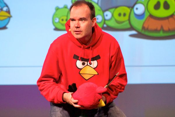 #next11 - that's one Angry Bird right there
